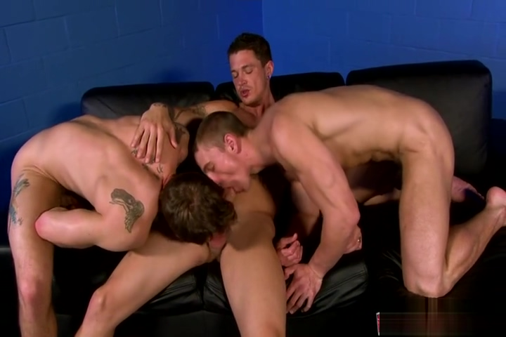 Party of Three Dressing room big ass