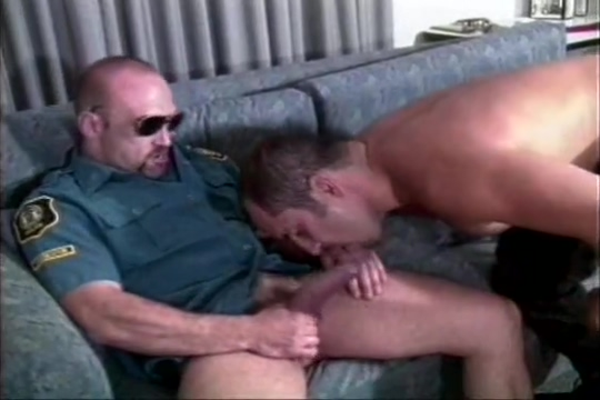 LEATHER COPS photos amputee sex xxx
