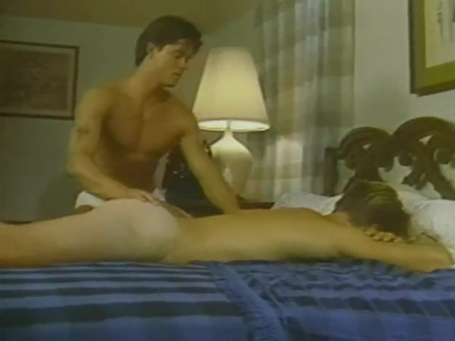 Hot hung guys (Retro) lovers guide how to eat pussy sex