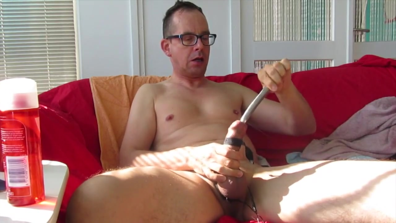 Two times sounding my cock free movies of mature gay men