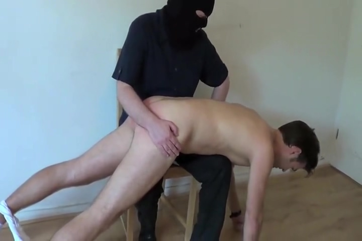 Ben spanked and humiliated Blonde white blowjob cock cumshot