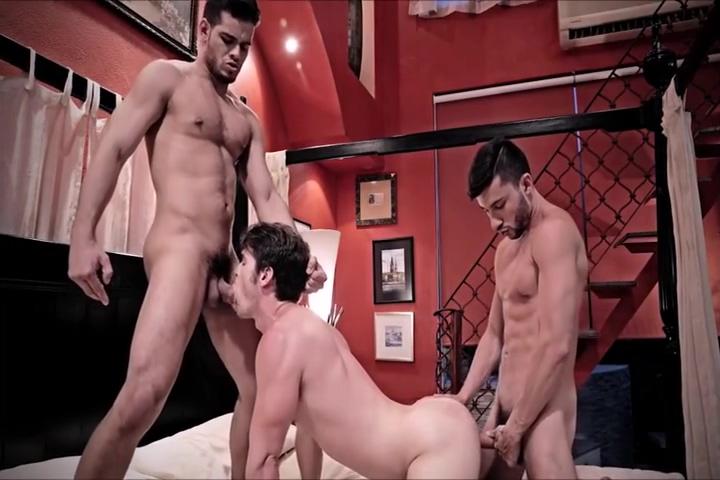Hunks bareback double penetration beste lesbo trailer site