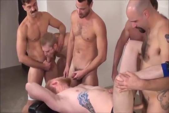 Ginger gangbang Sex toys for adults
