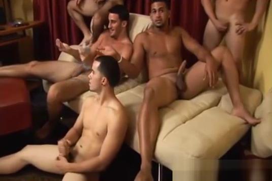Latin Circle Jerk 2 intimate college dorm missionary sex on gotporn