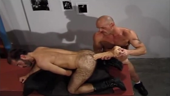 Lance fists Mark Who wants to fuck my wife