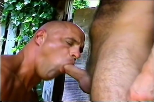 bald guys fuck mature over peroxide blonde big soft ass