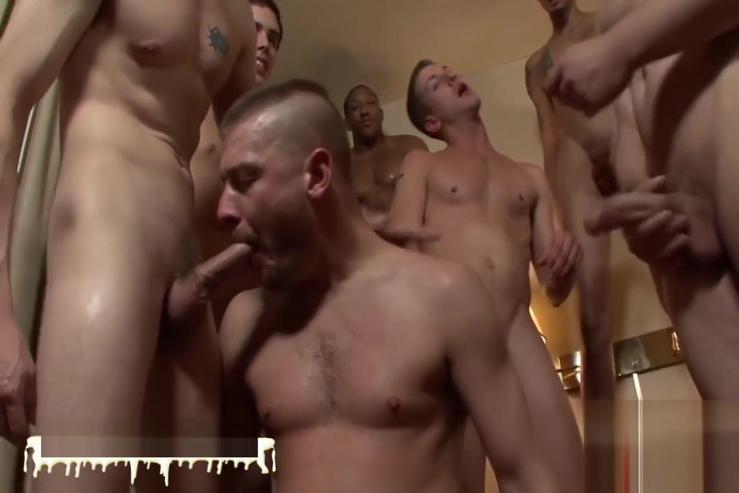Jackson gets gangbanged Real Home Sex Shaking Orgasm