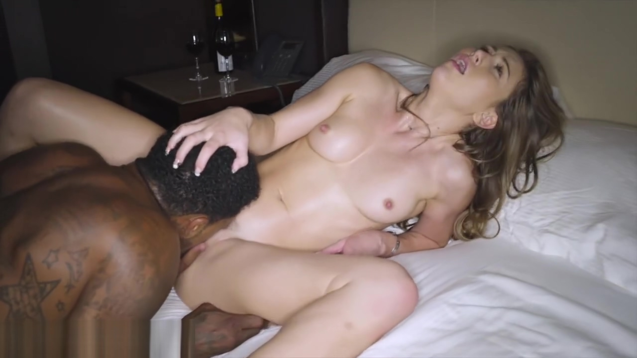 BLACKEDRAW Teen Gets Picked Up By BBC Seconds After Breaking Up With BF Lesbian asslick bbw