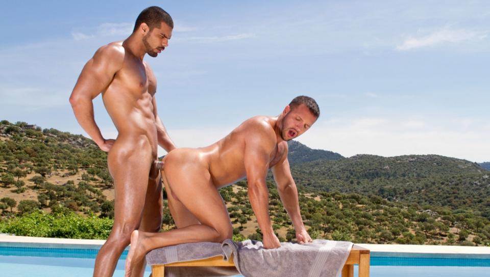 Gran Vista XXX Video: Donato Reyes, Lucas Fox Lucky night