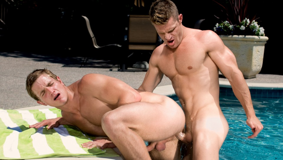 The Guys Next Door, Part 2 XXX Video: Landon Conrad, Marcus Mojo free erotic romantic films online 18