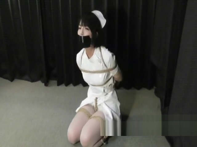 A nurse bound and gagged - full movie chew asian beaver jade