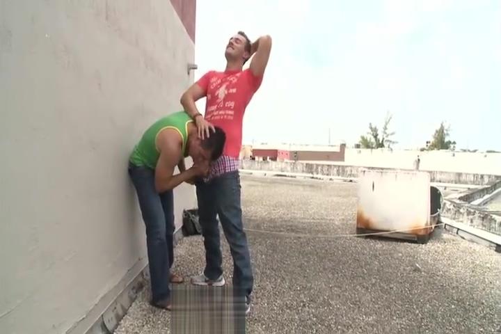 Santiago and Romo in Public Homemade orgasm vydeos