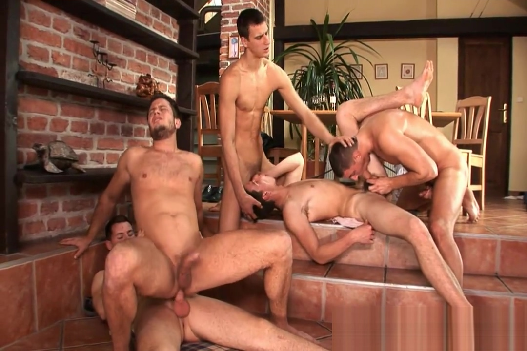 Wank Party 2012 #12 part 2 RAW Naked hot men twins