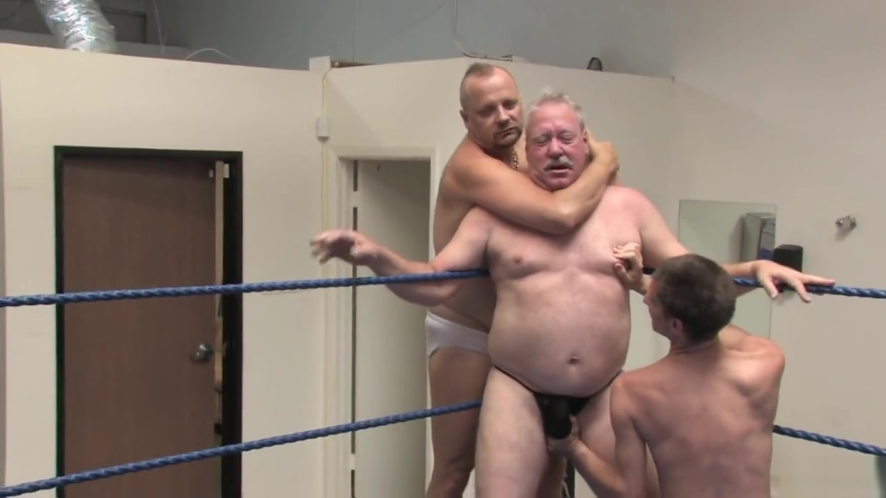 wrestling ring attack Adult who wear diaper