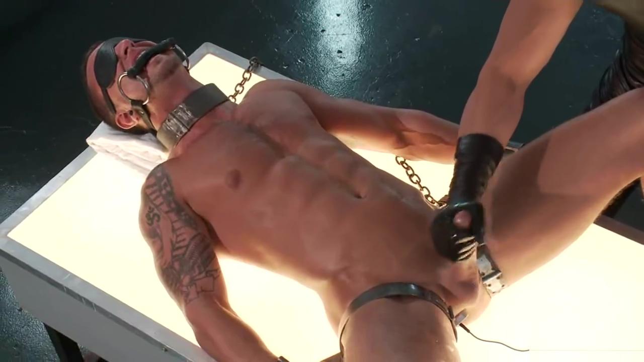 MenOnEdge-Jay Torque Horny Lesbian High Heels sex clip