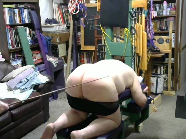 Corporal Punishment Session Pt 02 4-16-2019