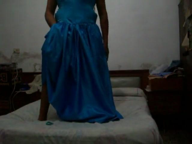 mi nuevo vestido de 15 Girl whipped cream naked