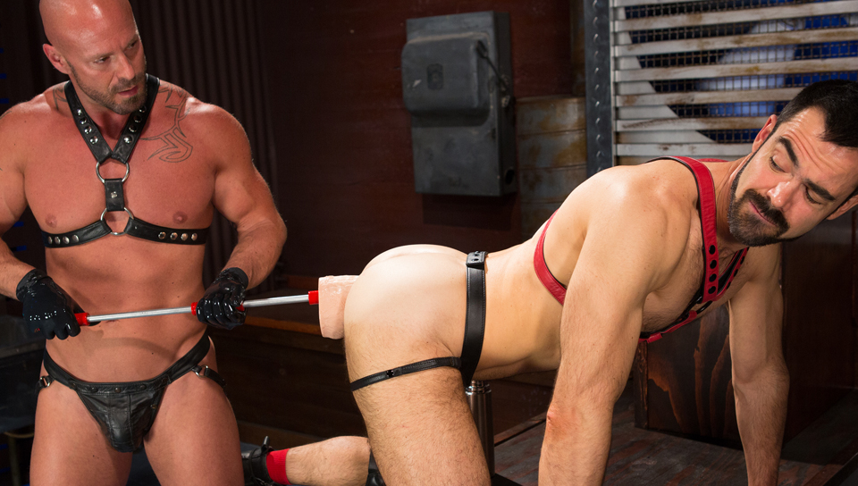 Mitch Vaughn & Dolan Wolf in Big Bad Wolf, Scene #01 solo videos pornos gratis