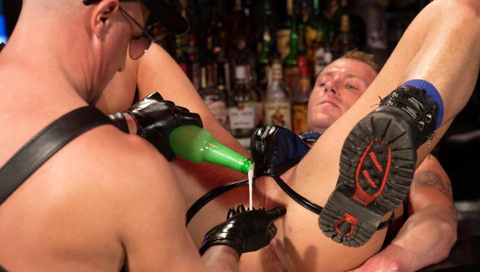 Preston Johnson & Christian Mitchell in Last Call For Handball, Scene #03 Ass scent fetish phonesex
