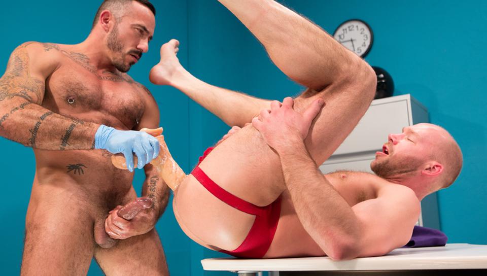 Alessio Romero & Mike Tanner in Holistic, Scene #02 Sexy sister identical twin