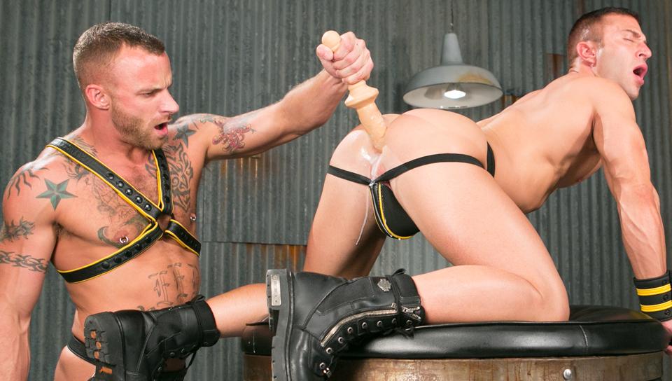 Derek Parker & JR Bronson in Hole Busters 6, Scene #04 amrican girl focking porn picture