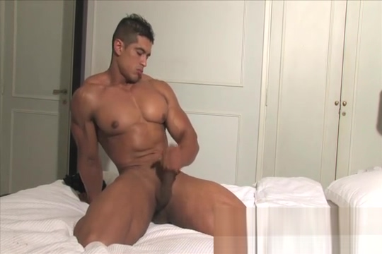 Muscle Hunks - Pepe Mendoza aka Gabriel Duran - Bedroom Solo Sex girl in Shkoder