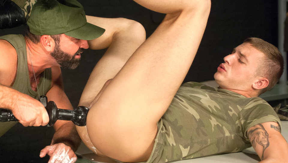 Josh West & James Ryder in Hole Busters 6, Scene #01 girls that like food stuck in there pussys porn