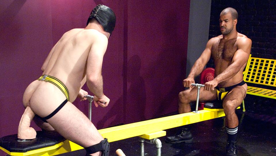 Jack Often & Roman Wright in Fisting Playground 1, Scene #04 Star wars monster porn