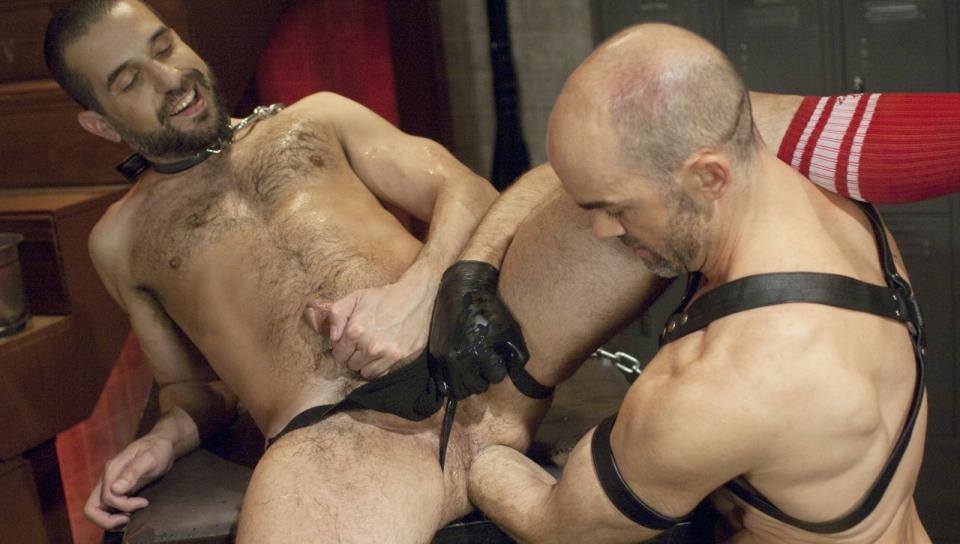 Nick Forte & Diablo Fox in Nasty, Scene #04 vagina stings after sex