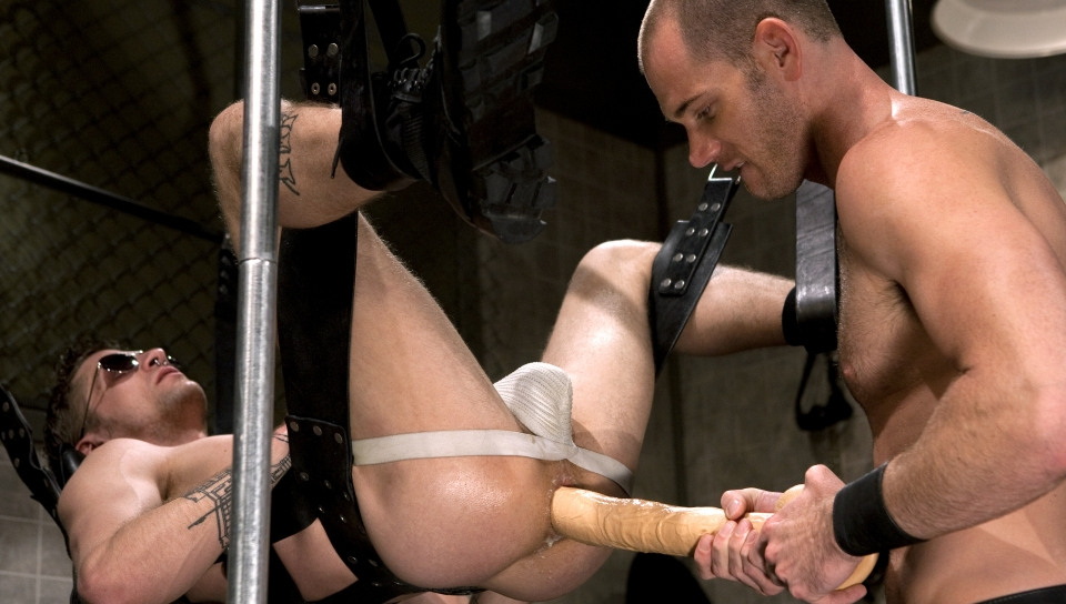 Ian Jay & Cole Streets in Hole Busters 2, Scene #01 nude norway gf video