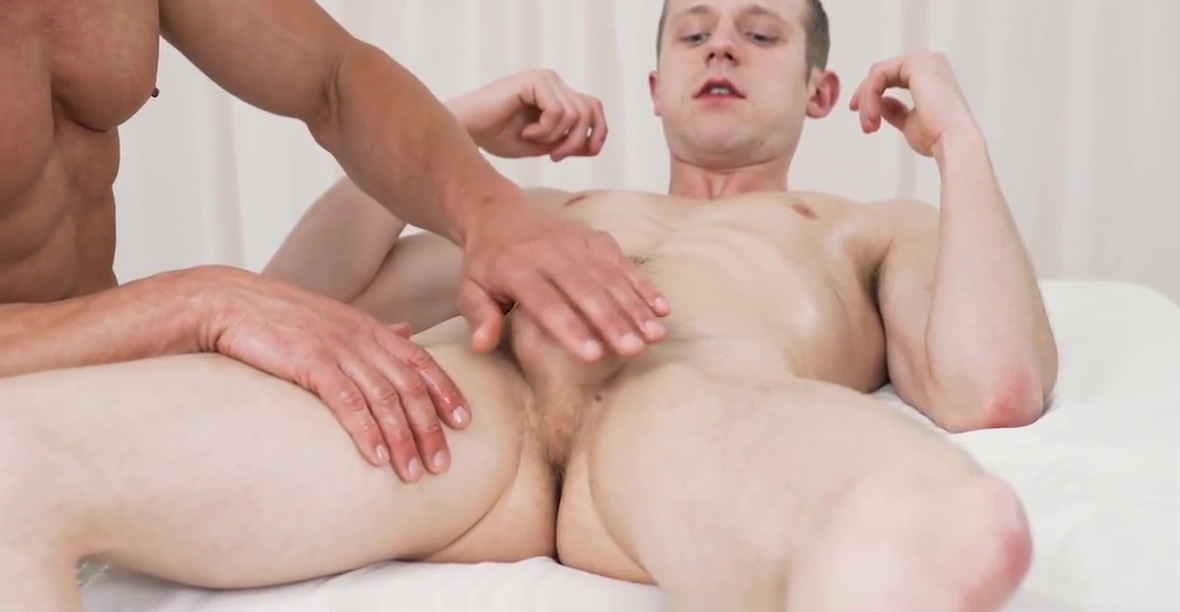Mormonboyz - Young stud compares his body with muscle daddy suck big dick gif