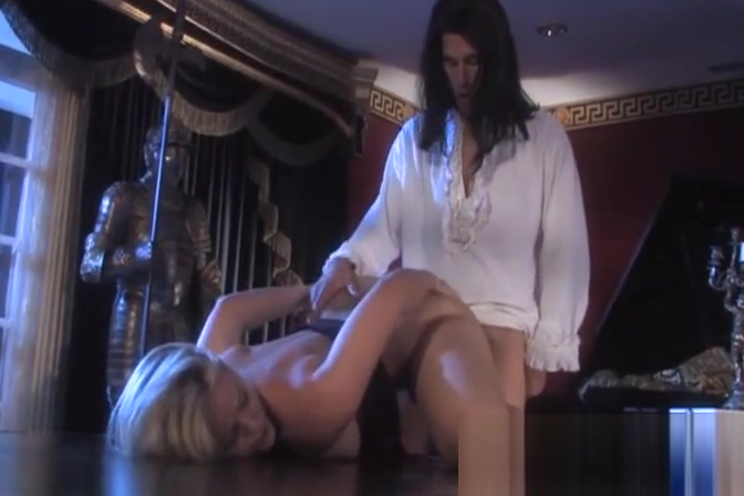 Hottie Alexis Texas gets banged in this Midieval Scene