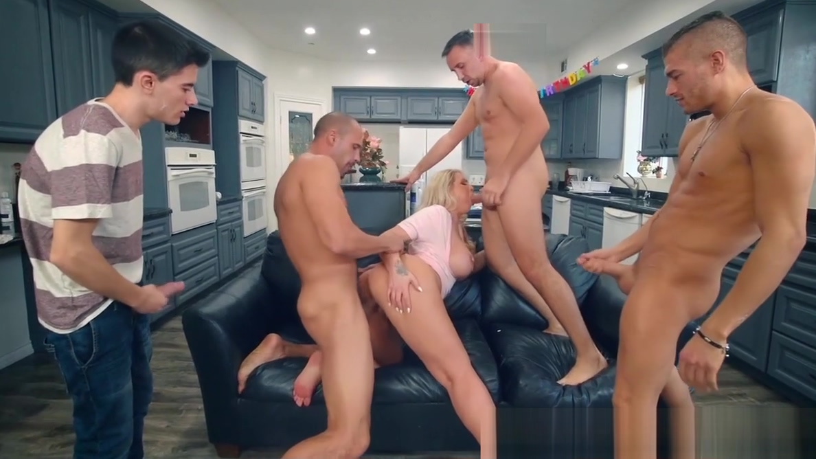 Brazzers - Mommy Got Boobs - My Friends Fucked My Mom scene Sexy black cheerleader