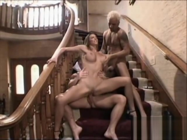 Two guys are tag teaming Sondra gay truck drivers naked