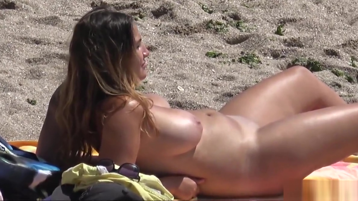 Nudist Horny Naked Milfs Tanning At The Beach Spycam Voyeur miley cyrus pregnant pornstar look alike