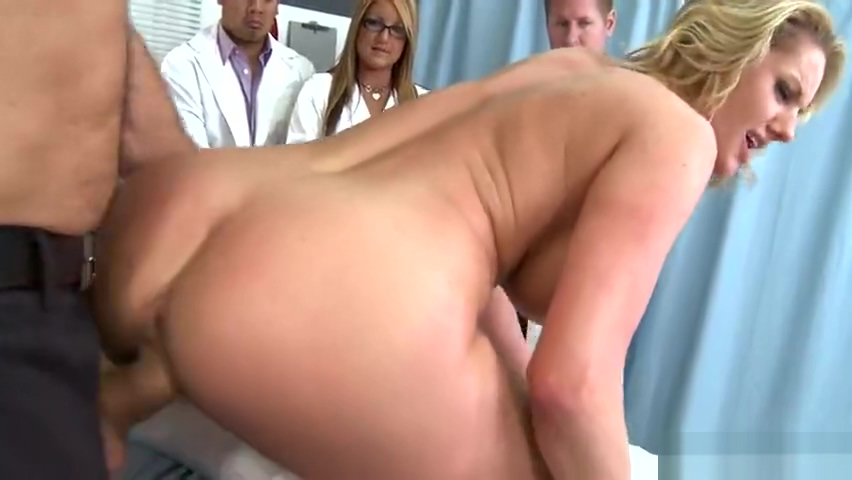 Fetching breasty MILF Zoey Holiday in incredible medical sex video Naked pornstats