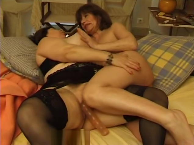Olga Grosse Pute 1 homemade granny free tubes look excite and delight 8