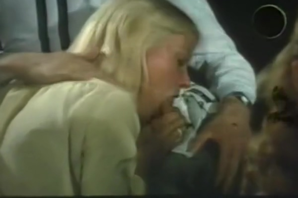 Great long orgy with Brigitte Lahaie