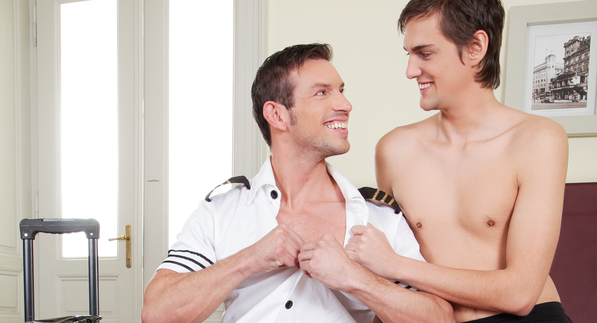 Marek & Marco in Men In Uniform #03 Video Lingerie mature tgp