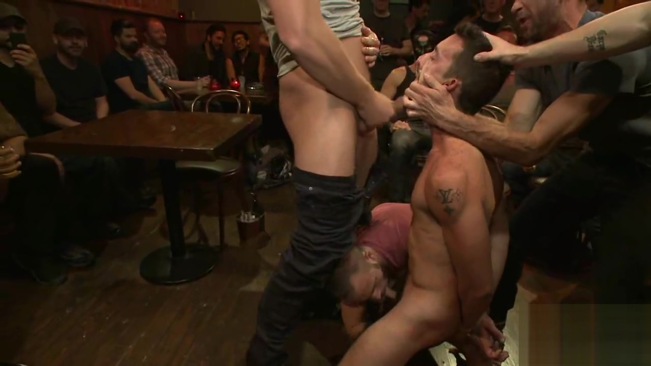 Bound In Public - Isaac Hardy - Part 1 innuendo anal conditioning gel