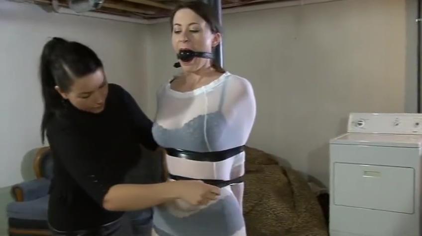 Pantyhose encasement bondage Free Porno Films Com