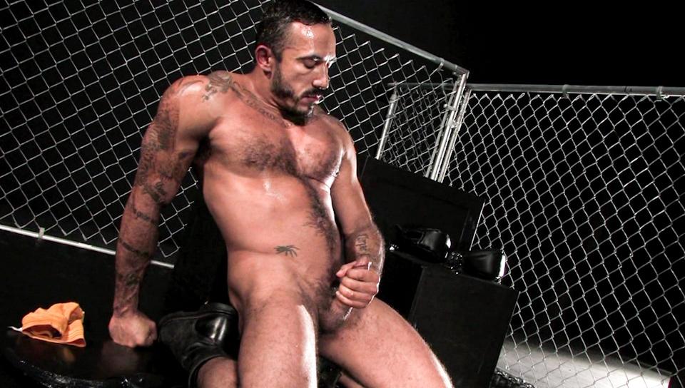 Dog Fight featuring Alessio Romero retro big boob handjob movies