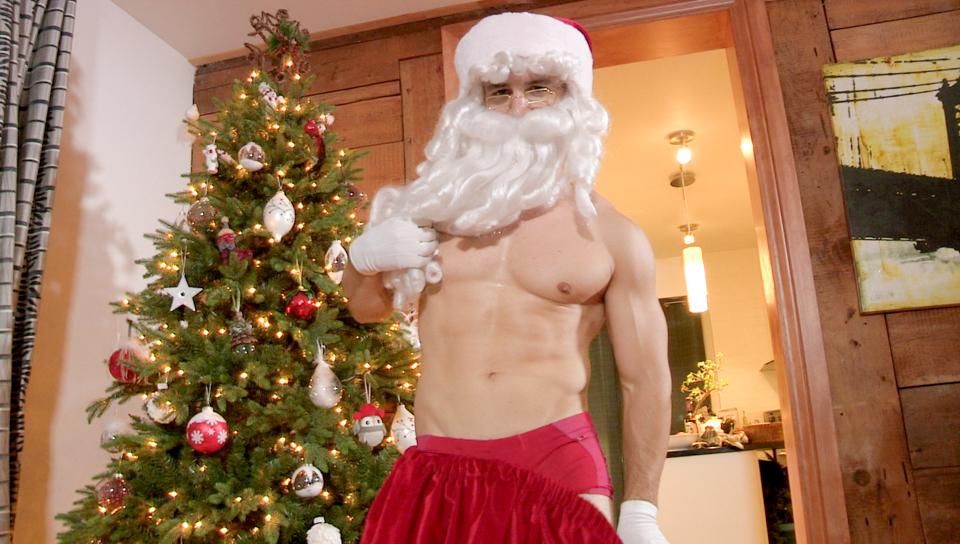 Ricky in Santa Came On Christmas Eve XXX Video Lingerie Busty Porn