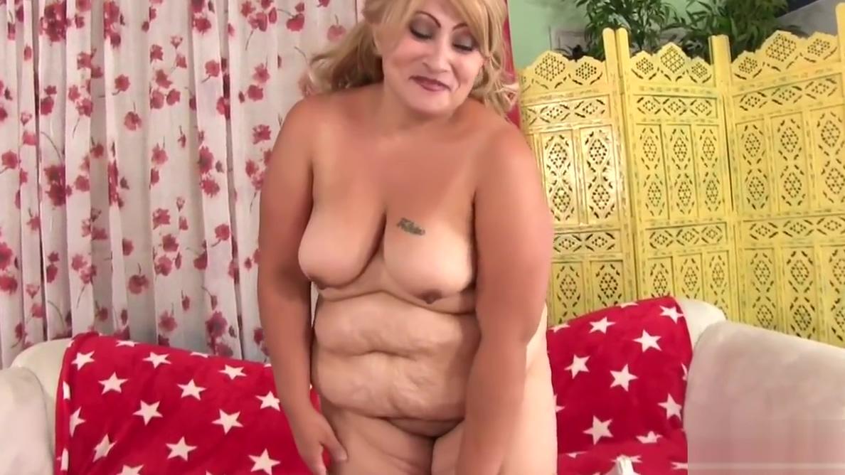 Chubby mom uses magic wand Alia janine galleries