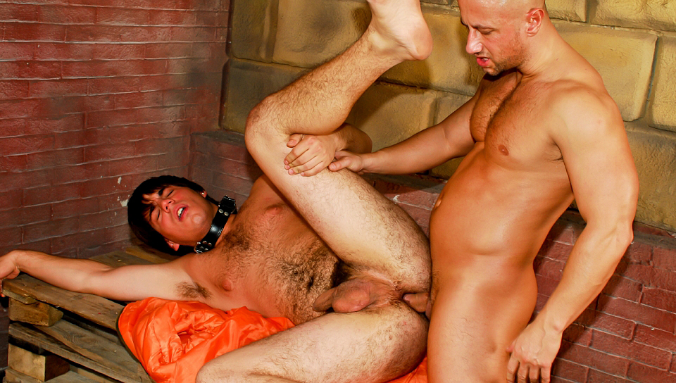 Nico Blade, Paolo Mickey, Rimo XXX Video Whore with big ass loves sex