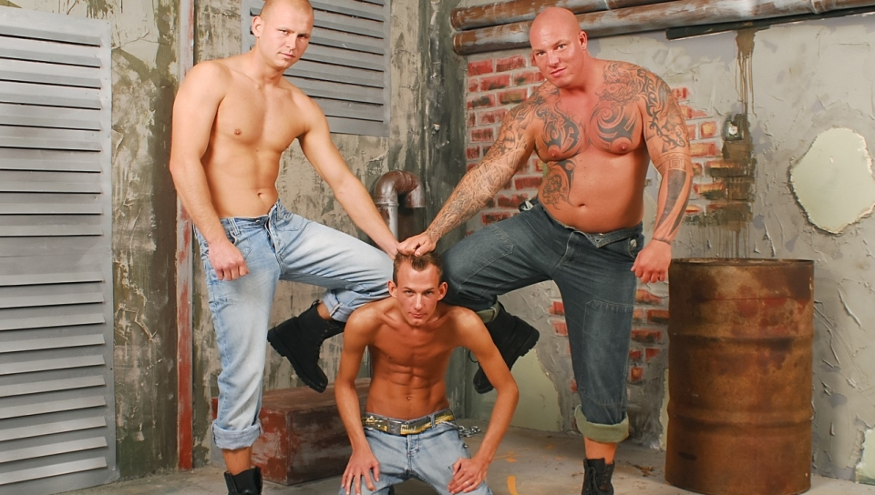 Devil, Ric Hammer, Steve C XXX Video fun in australia escorts