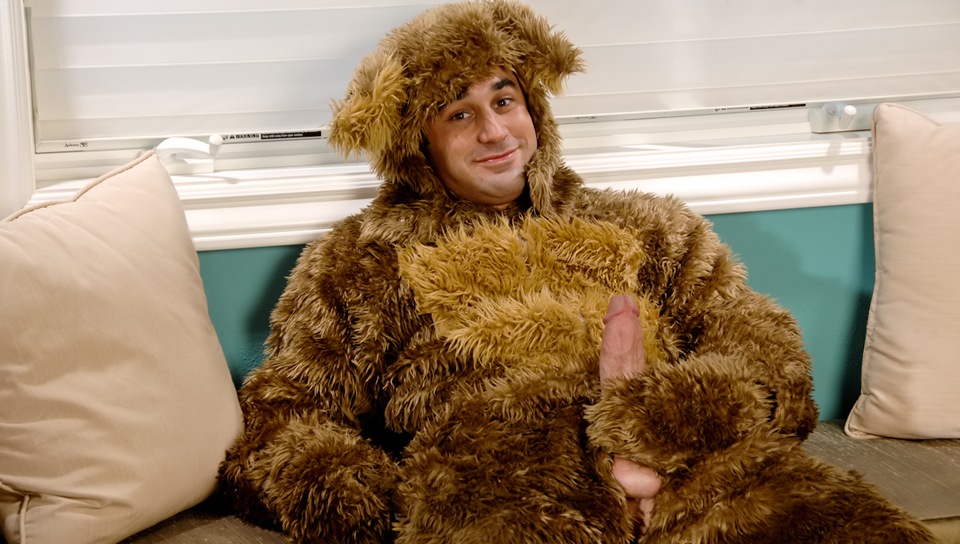 Samuel OToole in Bearly Fur Real XXX Video new hot sexy com