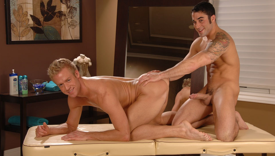 Samuel OToole & Christopher Daniels in The Soothing Touch XXX Video Too fast too furious watch online