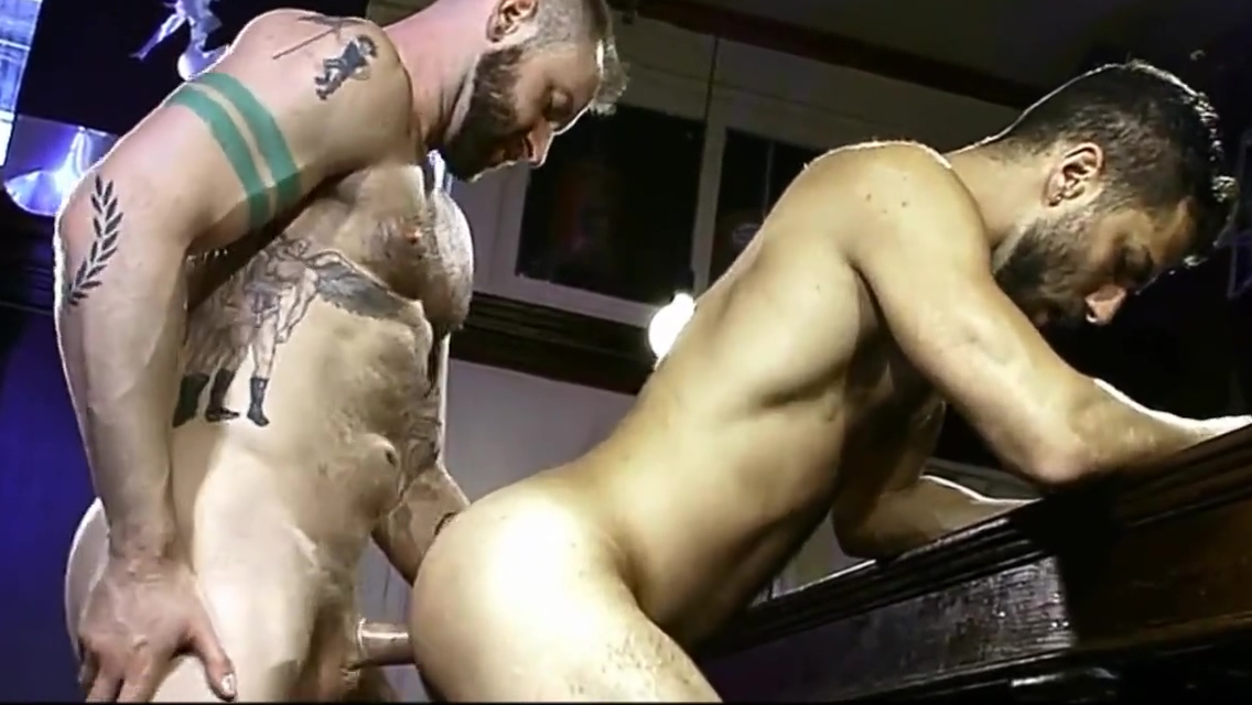 bar dad 2 Getting Fingered In Public