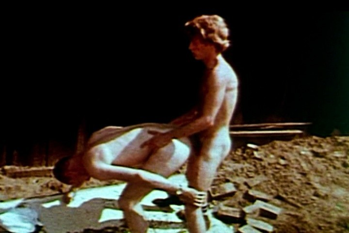 VintageGayLoops Video: Worksite Lust Sexy pov lapdance